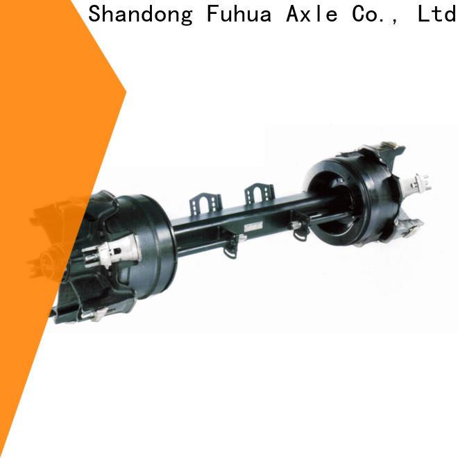 FUSAI low moq trailer axle parts supplier