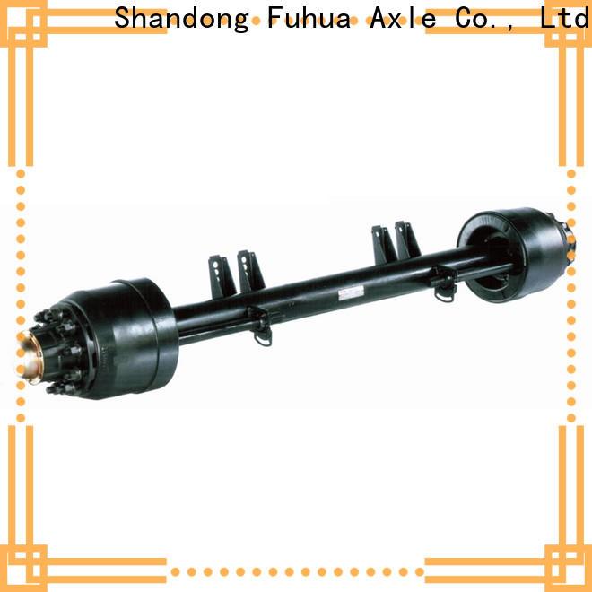 perfect design trailer axle parts manufacturer
