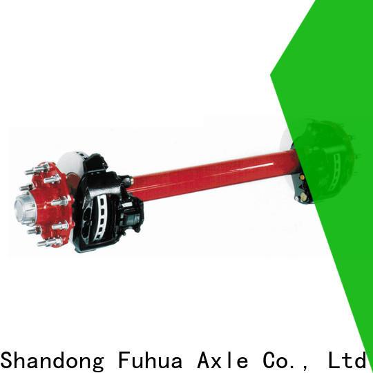premium option disc brake axle from China