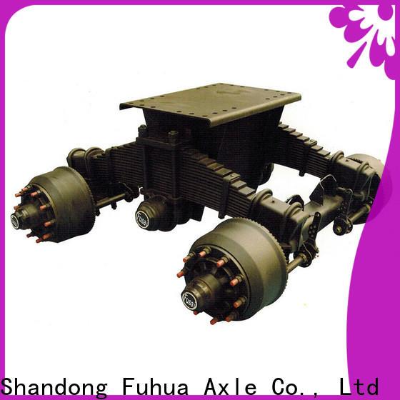 custom bogie suspension supplier