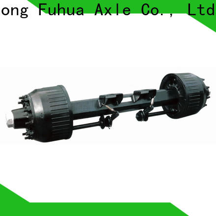 FUSAI types of trailer axles supplier