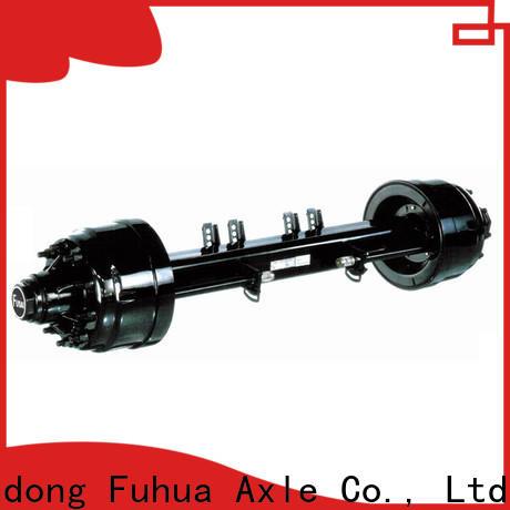 FUSAI premium option trailer axle kit brand