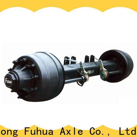 FUSAI premium option trailer axle parts from China