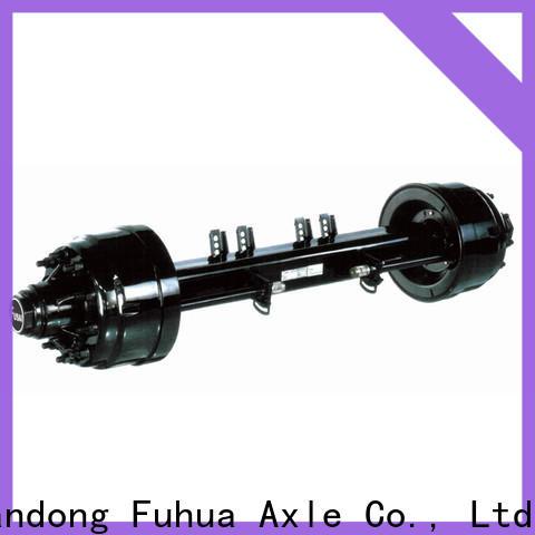 custom trailer axles manufacturer