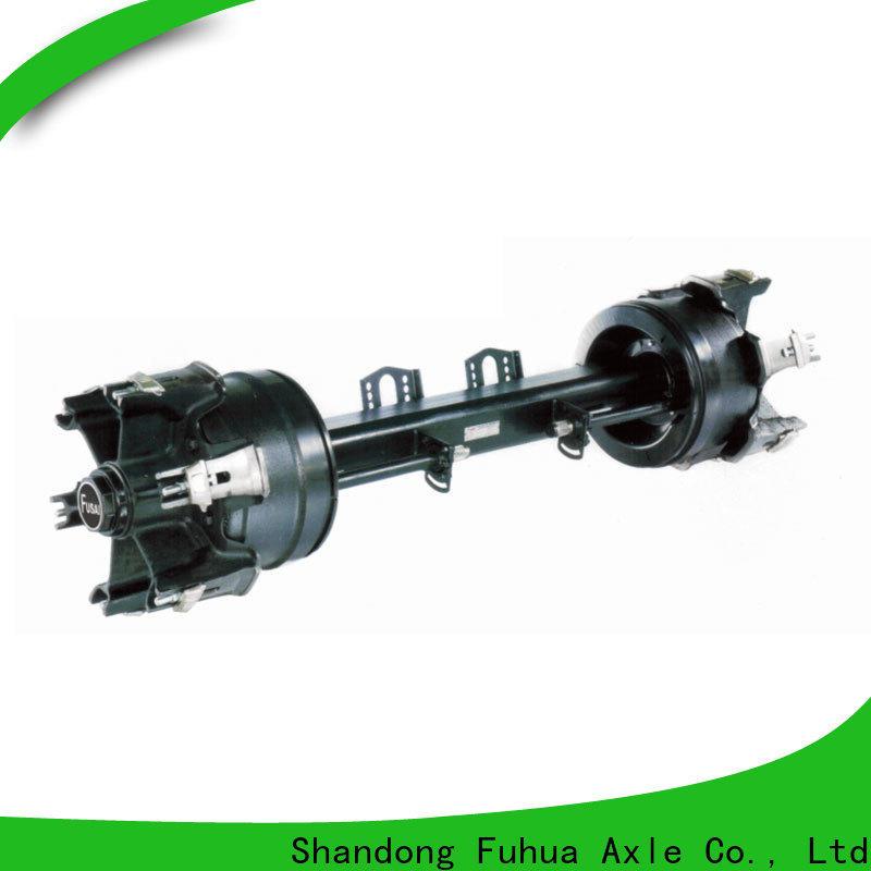 FUSAI small trailer axle supplier