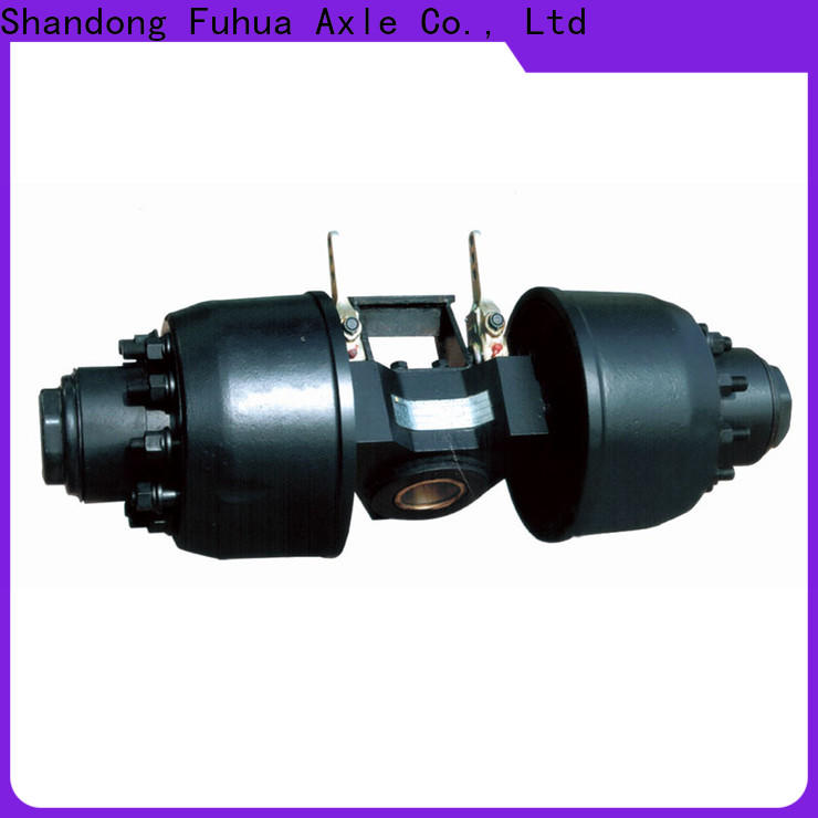 FUSAI custom hydraulic axle from China