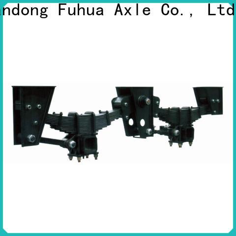 FUSAI perfect design independent trailer suspension manufacturer