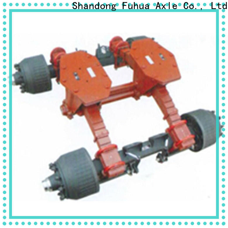 oem odm bogie suspension from China