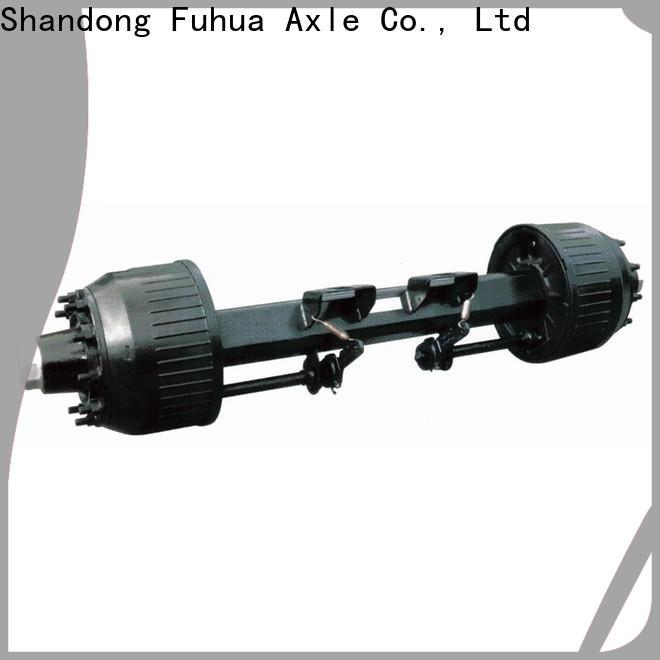 FUSAI premium option types of trailer axles supplier