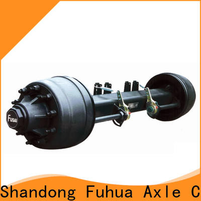 FUSAI trailer axle parts supplier