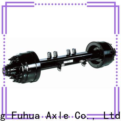 custom trailer axle parts manufacturer