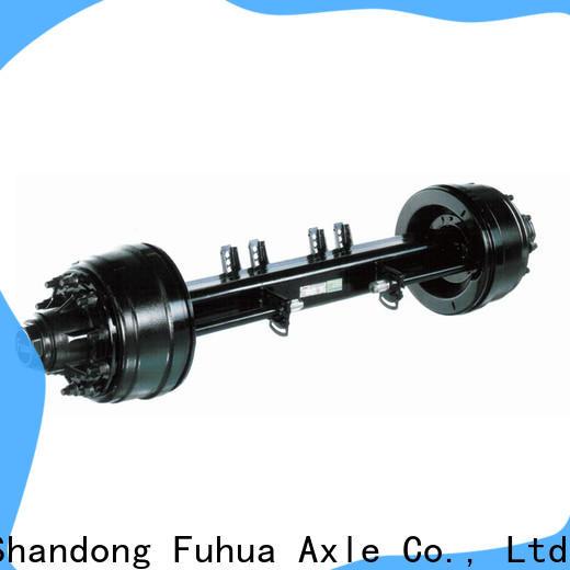 FUSAI custom small trailer axle wholesale
