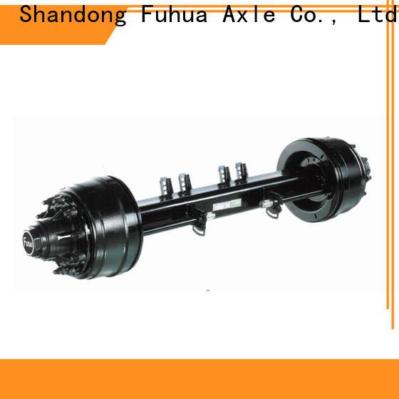 FUSAI high quality trailer axle parts manufacturer