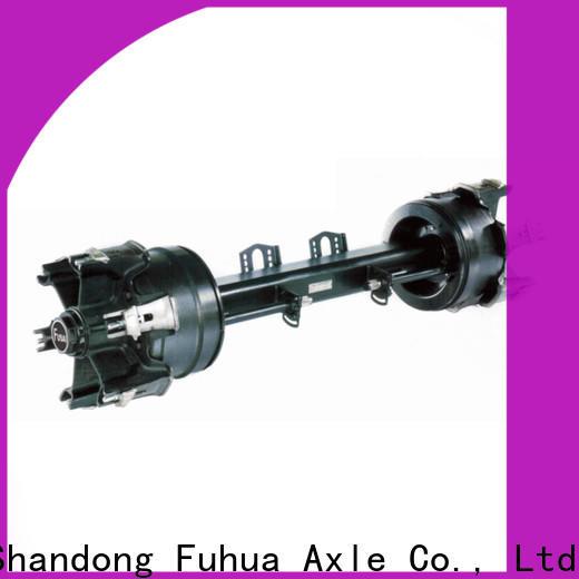 FUSAI trailer axles manufacturer