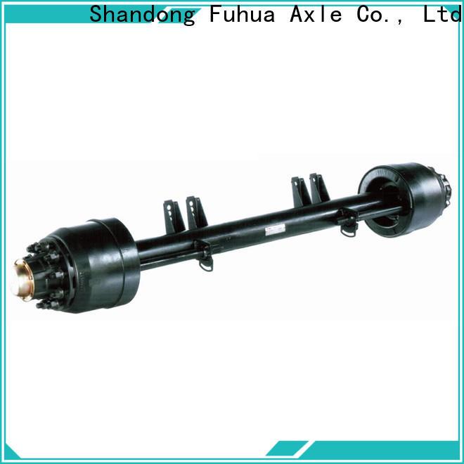 FUSAI high quality trailer axle parts supplier