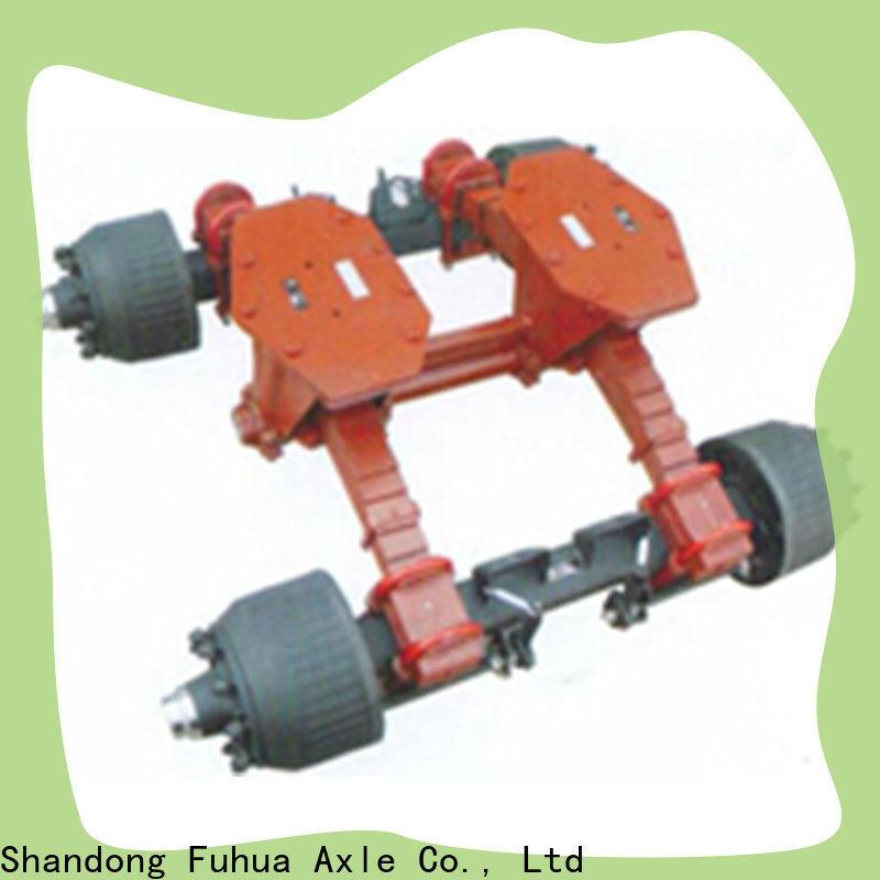 perfect design bogie suspension manufacturer