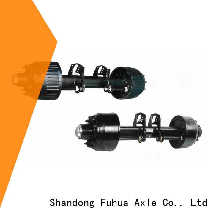 FUSAI low moq drum axle wholesale