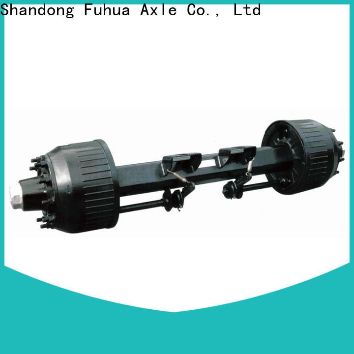 FUSAI custom types of trailer axles from China