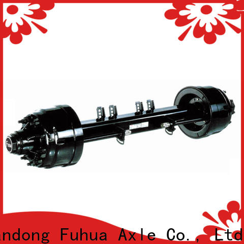 FUSAI custom trailer axles wholesale
