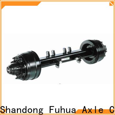 FUSAI high quality trailer axle kit supplier