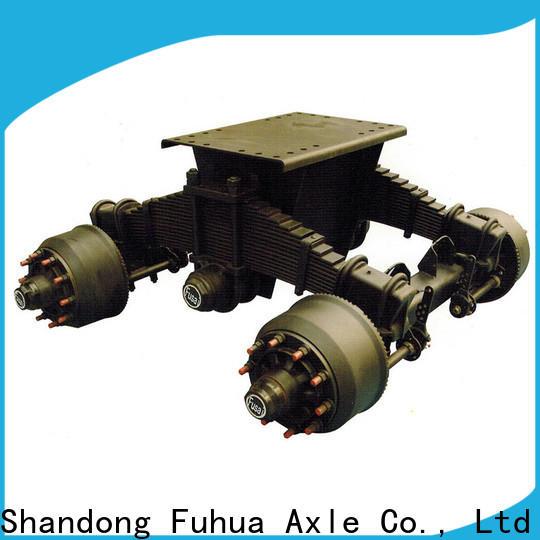 FUSAI trailer bogie manufacturer