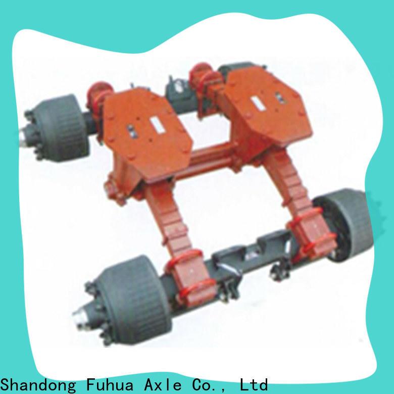 FUSAI perfect design bogie suspension manufacturer