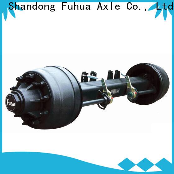 FUSAI trailer axles supplier