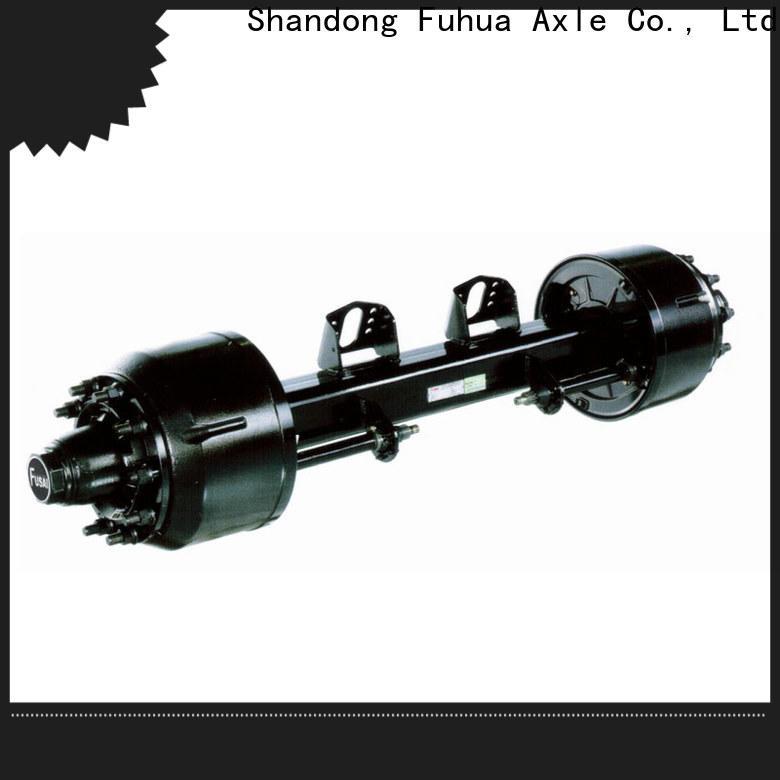 oem odm types of trailer axles manufacturer
